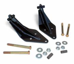 Rough Country Suspension Systems - Rough Country 1402 Dual Front Shock Mount Kit - Image 1