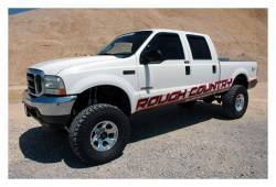 Rough Country Suspension Systems - Rough Country 1402 Dual Front Shock Mount Kit - Image 3