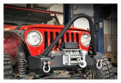 Rough Country Suspension Systems - Rough Country 1013 Stinger Bar fits RC 1011/1012 Stubby Front Bumpers - Image 2