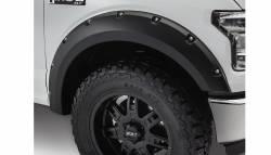 Bushwacker - Bushwacker 20935-02 Pocket Style Front/Rear Fender Flares-Black - Image 3