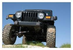 Rough Country Suspension Systems - Rough Country 1182 Steering Box Skid Plate Brace - Image 2