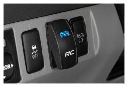 Rough Country Suspension Systems - Rough Country 709SW LED Backlit Rocker Switch Each - Image 2