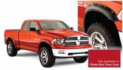 Bushwacker - Bushwacker 50915-75 Pocket Style Front/Rear Fender Flares-Flame Red Clear Coat - Image 1