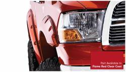 Bushwacker - Bushwacker 50915-75 Pocket Style Front/Rear Fender Flares-Flame Red Clear Coat - Image 6