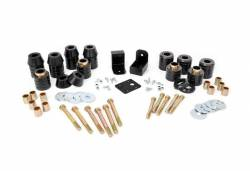 """Rough Country Suspension Systems - Rough Country RC607 1.0"""" Body Lift Kit - Image 1"""