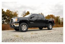 """Rough Country Suspension Systems - Rough Country 1307 2.0"""" Suspension Leveling Kit - Image 5"""