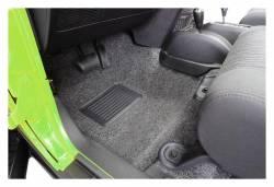 Bed Rug - Bed Rug BRJK07F2 BedRug Classic Carpeted Floor Liner-Front - Image 2
