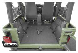 Bed Rug - Bed Rug BTTJ97R BedTred Composite Floor Liner-Rear/Cargo - Image 2