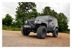 Rough Country Suspension Systems - Rough Country 1055 Stinger Bar fits RC 1054/1057 Front Bumpers - Image 2