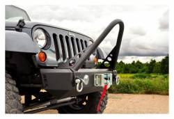 Rough Country Suspension Systems - Rough Country 1055 Stinger Bar fits RC 1054/1057 Front Bumpers - Image 3