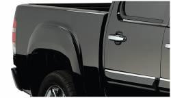 Bushwacker - Bushwacker 40084-02 OE-Style Rear Fender Flares-Black - Image 1