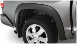 Bushwacker - Bushwacker 30038-02 OE-Style Rear Fender Flares-Black - Image 1
