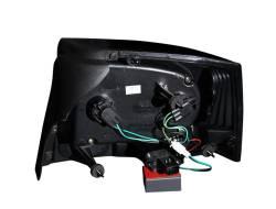 Anzo USA - Anzo USA 321014 Black LED Tail Light Set-Clear Lens - Image 3