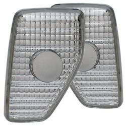 Anzo USA - Anzo USA 511051 Clear Lens Side Marker Light Set - Image 1