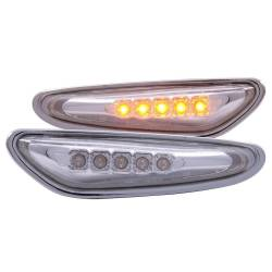 Anzo USA - Anzo USA 521035 Clear Lens LED Side Marker Light Set - Image 1