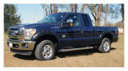 Rough Country Suspension Systems - Rough Country F-F21111 Pocket Style Fender Flares w/ Rivets - Image 2