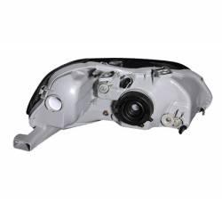 Anzo USA - Anzo USA 121179 Crystal Headlight Set-Chrome - Image 2