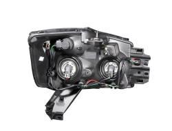 Anzo USA - Anzo USA 111069 Crystal Headlight Set-Black - Image 2