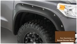 Bushwacker - Bushwacker 30918-83 Pocket Style Front/Rear Fender Flares-Sunset Bronze Mica - Image 2