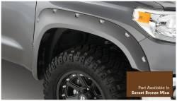Bushwacker - Bushwacker 30918-83 Pocket Style Front/Rear Fender Flares-Sunset Bronze Mica - Image 3