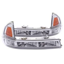 Anzo USA - Anzo USA 511044 Euro Clear Lens Front Corner/Parking Lights - Image 1