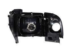 Anzo USA - Anzo USA 111068 Crystal Headlight Set w/ Corners-Chrome - Image 2