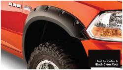 Bushwacker - Bushwacker 50915-35 Pocket Style Front/Rear Fender Flares-Black Clearcoat - Image 2