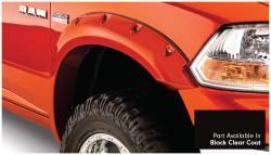 Bushwacker - Bushwacker 50915-35 Pocket Style Front/Rear Fender Flares-Black Clearcoat - Image 3