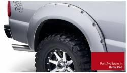 Bushwacker - Bushwacker 20931-72 Pocket Style Front/Rear Fender Flares-Ruby Red - Image 5