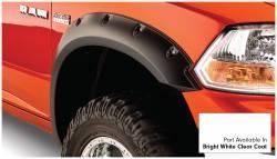 Bushwacker - Bushwacker 50915-15 Pocket Style Front/Rear Fender Flares-Bright White Clearcoat - Image 2