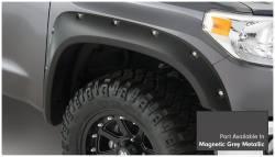 Bushwacker - Bushwacker 30918-63 Pocket Style Front/Rear Fender Flares-Magnetic Grey Metallic - Image 2
