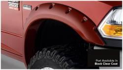 Bushwacker - Bushwacker 50919-35 Pocket Style Front/Rear Fender Flares-Black Clearcoat - Image 3