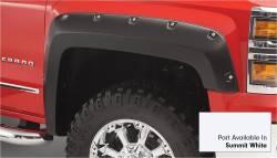 Bushwacker - Bushwacker 40959-14 Pocket Style Front/Rear Fender Flares-Summit White - Image 2