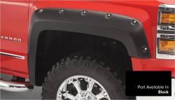 Bushwacker - Bushwacker 40959-34 Pocket Style Front/Rear Fender Flares-Black - Image 2