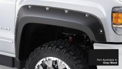 Bushwacker - Bushwacker 40967-34 Pocket Style Front/Rear Fender Flares-Onyx Black - Image 2