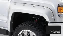 Bushwacker - Bushwacker 40967-34 Pocket Style Front/Rear Fender Flares-Onyx Black - Image 3