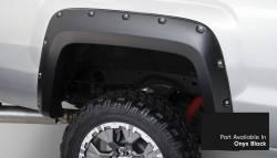 Bushwacker - Bushwacker 40967-34 Pocket Style Front/Rear Fender Flares-Onyx Black - Image 4