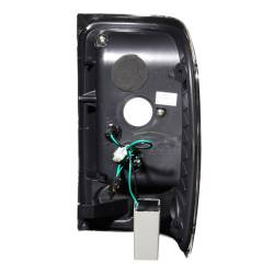Anzo USA - Anzo USA 311107 Black LED Tail Light Set-Clear Lens - Image 3