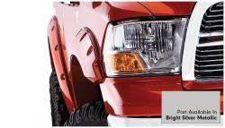 Bushwacker - Bushwacker 50915-55 Pocket Style Front/Rear Fender Flares-Bright Silver Metallic - Image 6