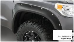 Bushwacker - Bushwacker 30918-13 Pocket Style Front/Rear Fender Flares-Super White - Image 2