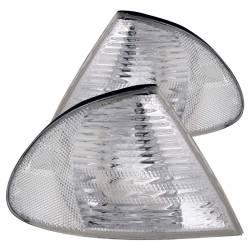 Anzo USA - Anzo USA 521006 Clear Lens Corner Light Set - Image 1
