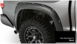Bushwacker - Bushwacker 30918-33 Pocket Style Front/Rear Fender Flares-Black - Image 4