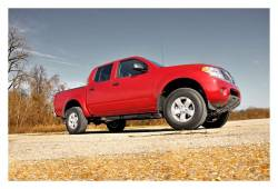 """Rough Country Suspension Systems - Rough Country 867 2.5"""" Suspension Leveling Kit - Image 2"""