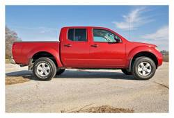 """Rough Country Suspension Systems - Rough Country 867 2.5"""" Suspension Leveling Kit - Image 3"""