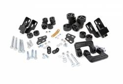 """Rough Country Suspension Systems - Rough Country 204 3.25"""" Suspension Leveling/Body Lift Kit - Image 1"""