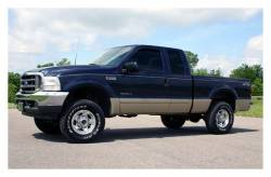 """Rough Country Suspension Systems - Rough Country 511 2.5"""" Suspension Leveling Kit - Image 2"""