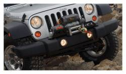 Rough Country Suspension Systems - Rough Country 1162 Factory Bumper Winch Mounting Plate - Image 2