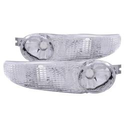Anzo USA - Anzo USA 511030 Clear Lens Front Turn Signal/Parking Lights - Image 1