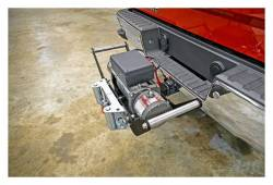 """Rough Country Suspension Systems - Rough Country RS109 2"""" Receiver Winch Mount Cradle - Image 2"""