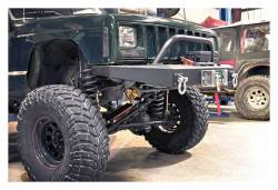 Rough Country Suspension Systems - Rough Country 1056 Grille Guard Light Bar fits RC Front Bumpers 1054/1057 - Image 3
